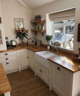Enchanting Kitchen Design Ideas For Small Spaces35