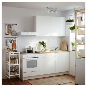 Enchanting Kitchen Design Ideas For Small Spaces37