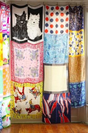 Fabulous Bathroom Design Ideas With Boho Curtains37