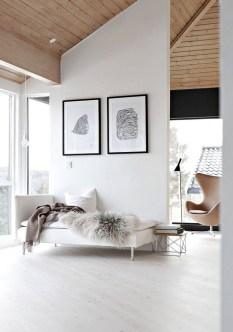 Gorgeous Scandinavian Interior Design Decor Ideas05