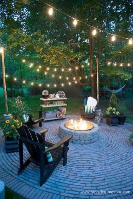 Impressive Backyard Lighting Ideas For Home26