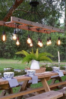 Impressive Backyard Lighting Ideas For Home27