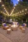 Impressive Backyard Lighting Ideas For Home38