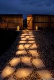 Impressive Backyard Lighting Ideas For Home43