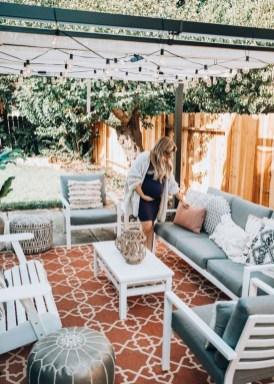 Inspiring Boho Outdoor Decorating Ideas For Backyard06