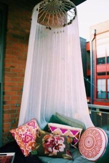Inspiring Boho Outdoor Decorating Ideas For Backyard12
