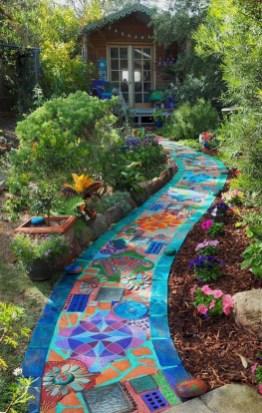 Inspiring Boho Outdoor Decorating Ideas For Backyard26