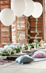 Outstanding Garden Party Decorating Ideas For Birthday11