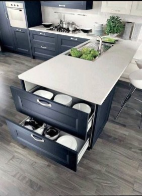Stunning Functional Kitchen Design Ideas16