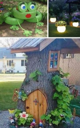 Unique Garden Decorating Ideas41