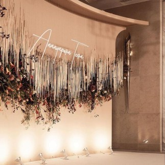 Unordinary Wedding Backdrop Decoration Ideas18