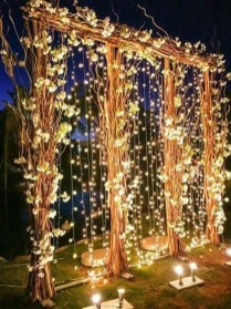 Unordinary Wedding Backdrop Decoration Ideas24