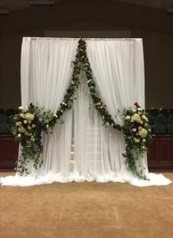 Unordinary Wedding Backdrop Decoration Ideas29