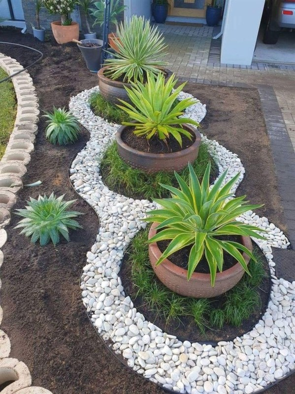 Vintage Zen Gardens Design Decor Ideas For Backyard47