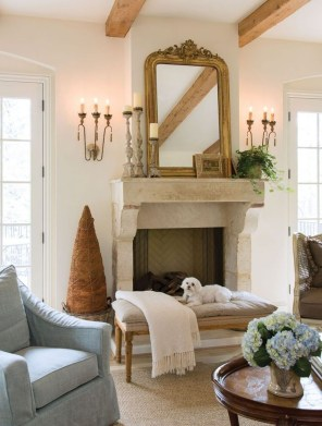 Wonderful French Country Design Ideas For Living Room06