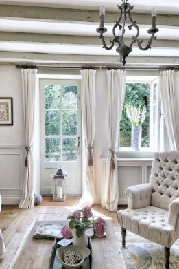 Wonderful French Country Design Ideas For Living Room07