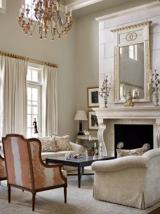 Wonderful French Country Design Ideas For Living Room19