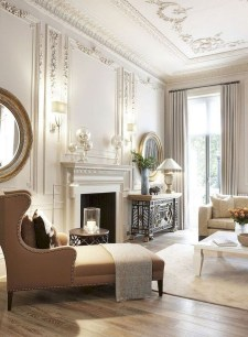 Wonderful French Country Design Ideas For Living Room23