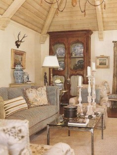 Wonderful French Country Design Ideas For Living Room28