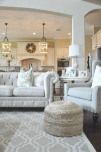 Wonderful French Country Design Ideas For Living Room37