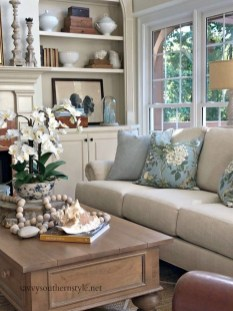 Wonderful French Country Design Ideas For Living Room41