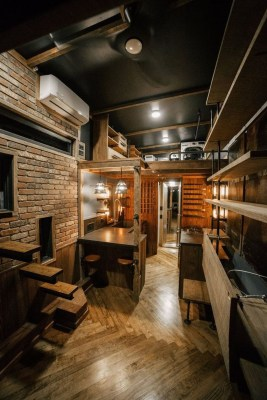 Cute Tiny Home Designs You Must See To Believe27
