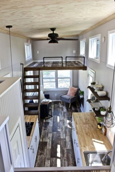 Cute Tiny Home Designs You Must See To Believe39
