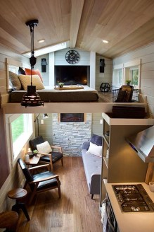 Cute Tiny Home Designs You Must See To Believe41