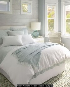 Modern Minimalist Bedroom Ideas On A Budget02