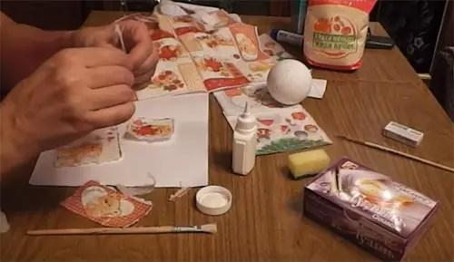 novogodnie-shary-svoimi-rukami-61 Новогодние шары своими руками: идеи, способы, декор
