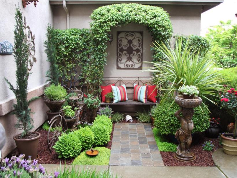 Special Space in The Garden
