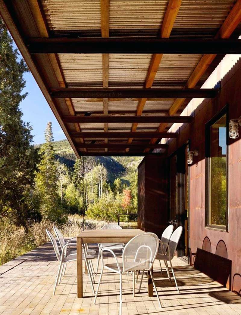 How To Attach A Patio Roof To An Existing House And 10 Fantastic Patio Roof Ideas Homivi