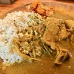 京町堀のスリランカカレー「ニルヴァーナ」で食のアーユルヴェーダ?