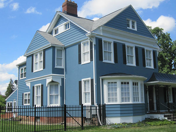 Cost To Paint Exterior Of A House, Va, Md  Hommcps
