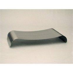 6. Table basse design inox C130.