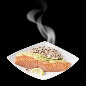 Un super saumon