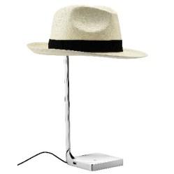 3. Lampe de table.