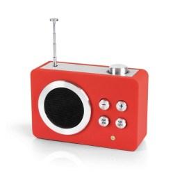 4. Radio Mini Dolmen.