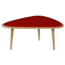 3. Table basse small 50's.