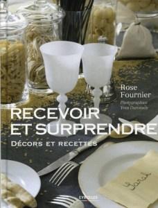 Recevoir et surprendre de Rose Fournier