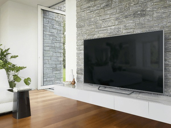 Sony X85C Ultra HD 4K avec Android TV. http://www.sony.fr/