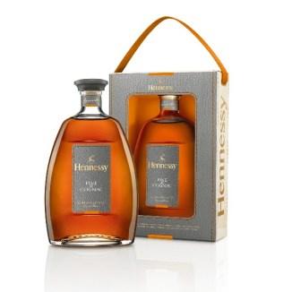 2. Coffret Hennessy Fine de Cognac,
