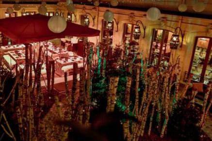 La forêt enchantée, Buddha Bar