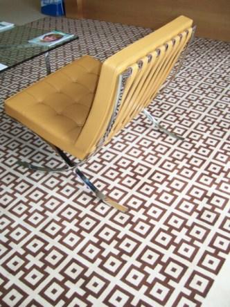 15042 Géométrique, Manufacture Catry