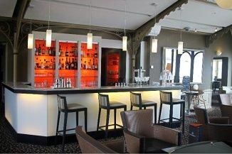 Le Bar de la Passerelle.