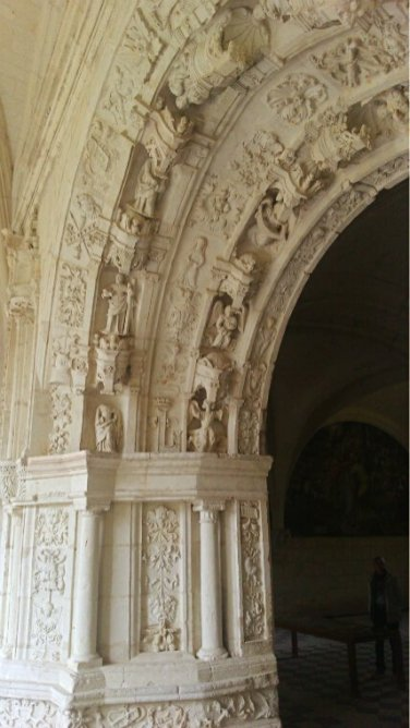 Abbaye de Fontevraud, royale destination