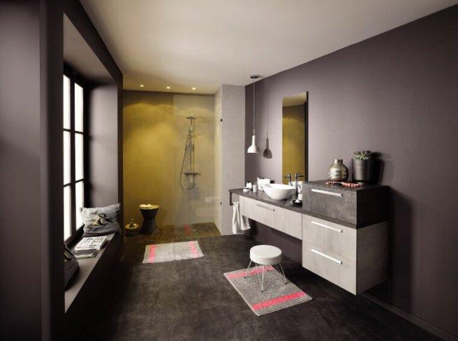 7. Meuble salle de bain Cuisinella