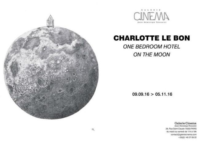 Charlotte Le Bon, One Bedroom Hotel On The Moon