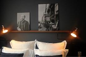 Chambre deluxe Hôtel Square Louvois