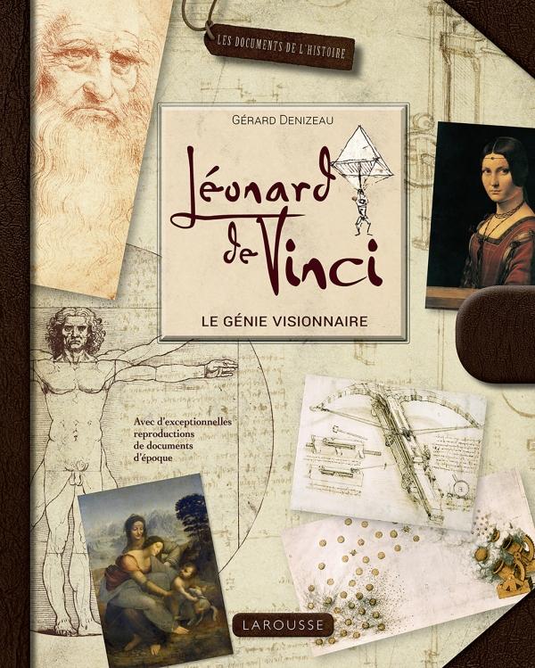 「Léonard de Vinci By Gérard Denizeau」的圖片搜尋結果